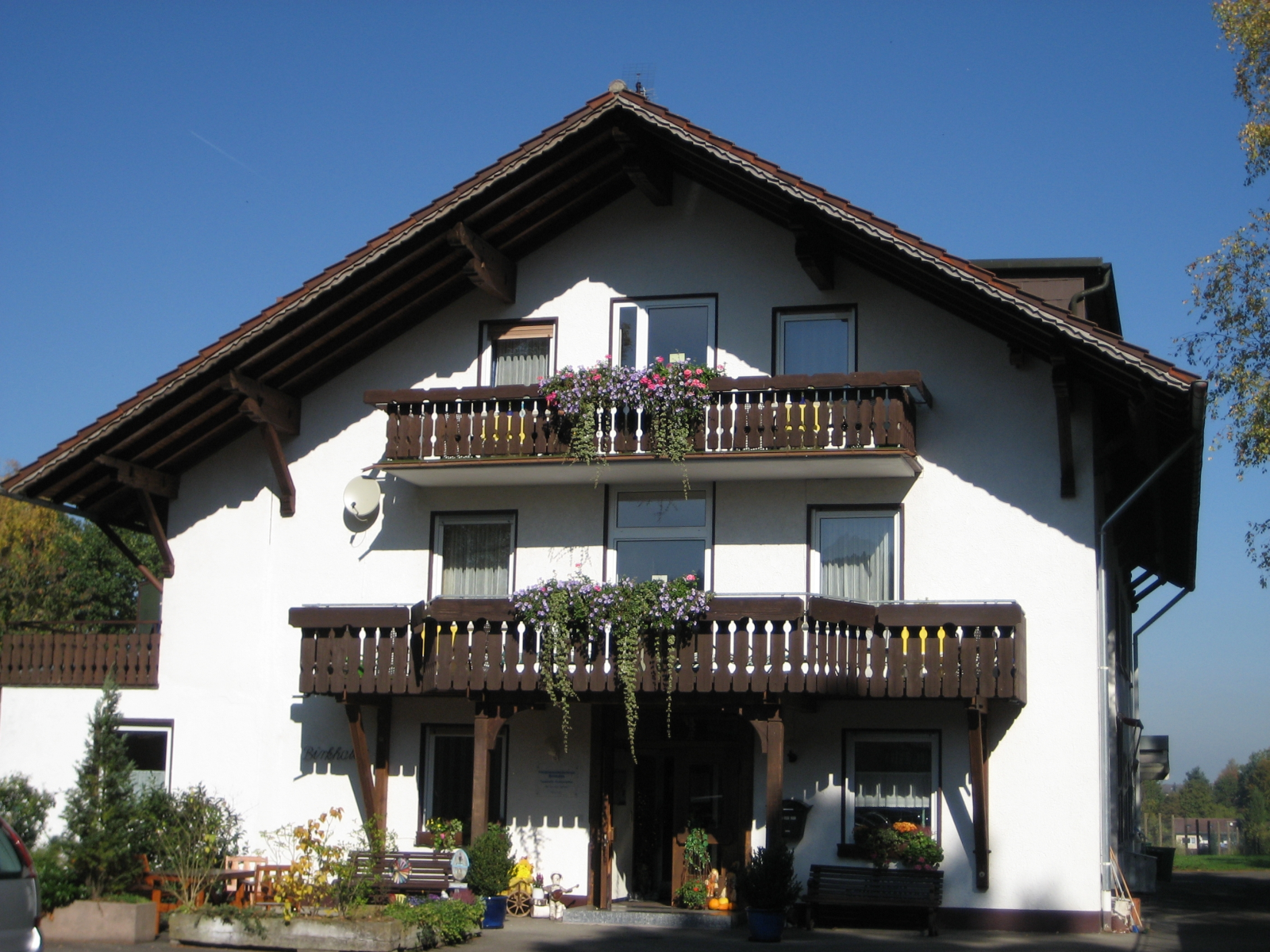 Ferienwohnung Am Neckar