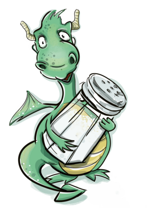 For top tips for kids, click on the Salt Dragon of Sulz